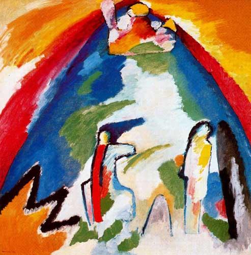 70556 Kandinsky Paintings oil paintings for sale