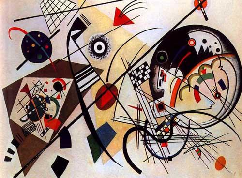 70558 Kandinsky Paintings oil paintings for sale