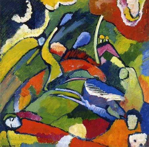 70559 Kandinsky Paintings oil paintings for sale