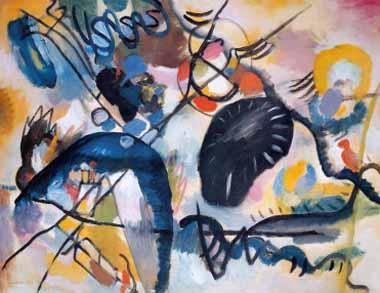 70560 Kandinsky Paintings oil paintings for sale