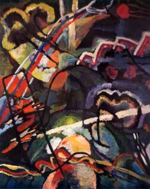 70561 Kandinsky Paintings oil paintings for sale