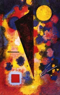 70564 Kandinsky Paintings oil paintings for sale