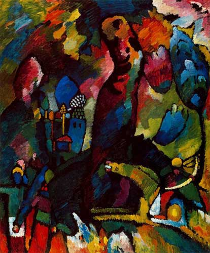 70565 Kandinsky Paintings oil paintings for sale