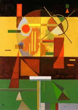 70566 Kandinsky Paintings oil paintings for sale