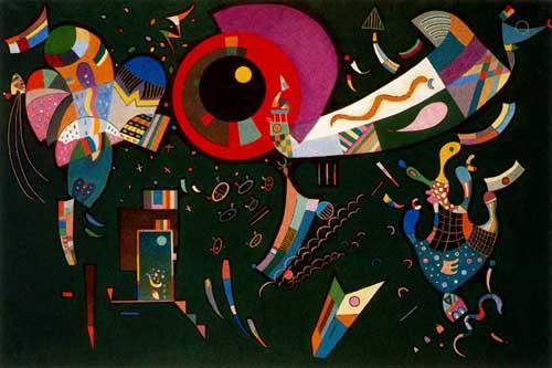 70567 Kandinsky Paintings oil paintings for sale