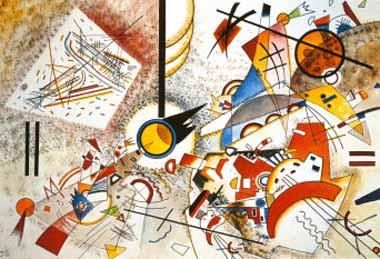 70568 Kandinsky Paintings oil paintings for sale