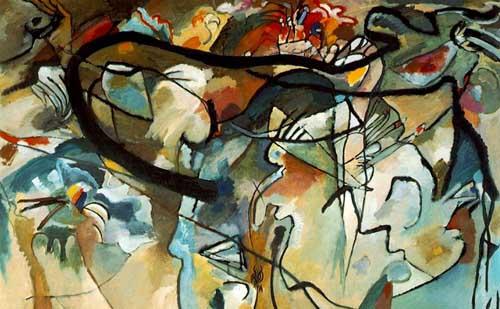 70570 Kandinsky Paintings oil paintings for sale