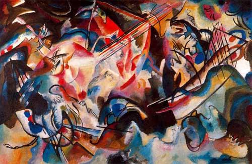 70571 Kandinsky Paintings oil paintings for sale