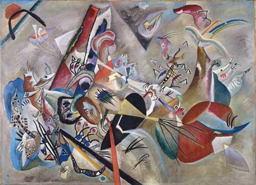 70572 Kandinsky Paintings oil paintings for sale