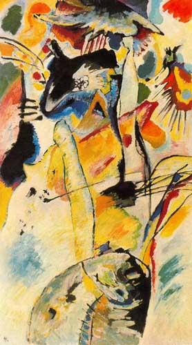 70574 Kandinsky Paintings oil paintings for sale