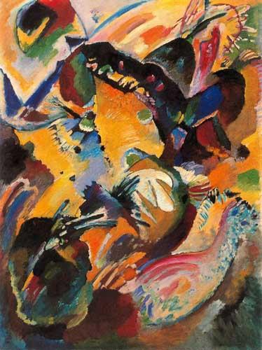 70575 Kandinsky Paintings oil paintings for sale