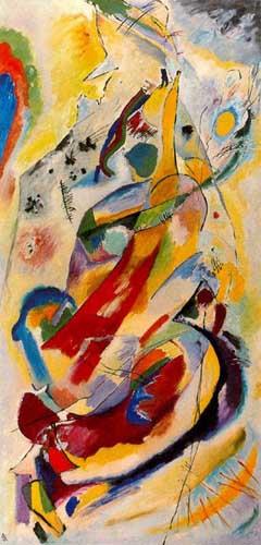 70576 Kandinsky Paintings oil paintings for sale