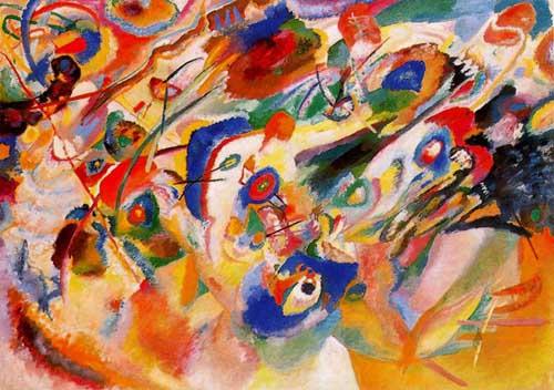 70578 Kandinsky Paintings oil paintings for sale