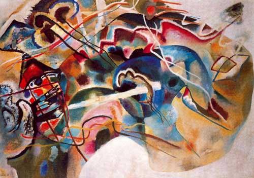 70579 Kandinsky Paintings oil paintings for sale