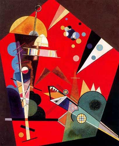 70580 Kandinsky Paintings oil paintings for sale