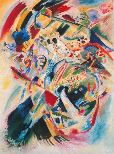 70583 Kandinsky Paintings oil paintings for sale