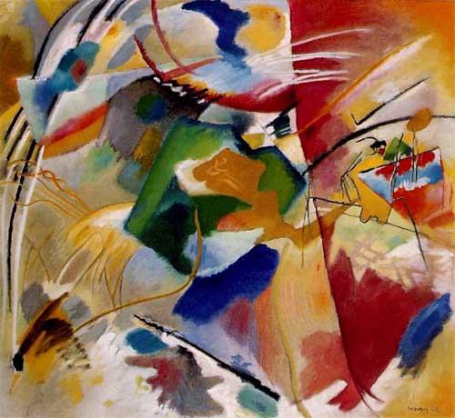 70584 Kandinsky Paintings oil paintings for sale