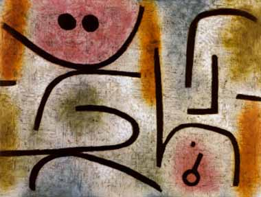 70586 Paul Klee Paintings oil paintings for sale