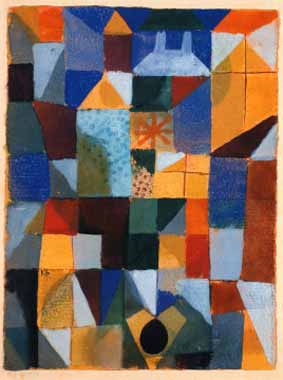 70587 Paul Klee Paintings oil paintings for sale