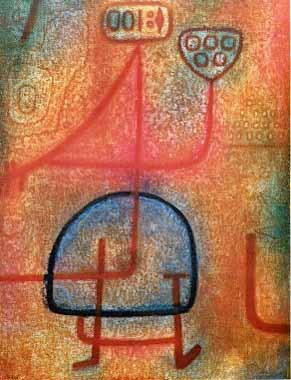 70590 Paul Klee Paintings oil paintings for sale