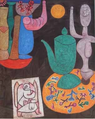70594 Paul Klee Paintings oil paintings for sale