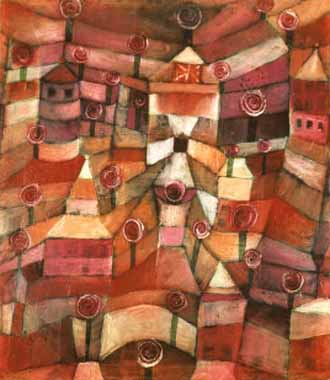 70597 Paul Klee Paintings oil paintings for sale