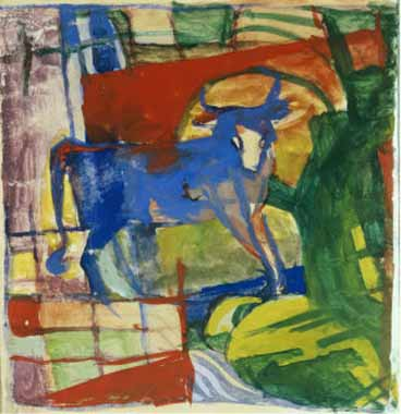 70616 Franz Marc Paintings oil paintings for sale