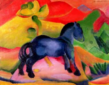 70618 Franz Marc Paintings oil paintings for sale