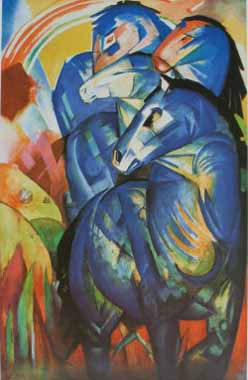 70622 Franz Marc Paintings oil paintings for sale