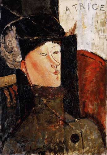 70798 Modigliani Paintings oil paintings for sale