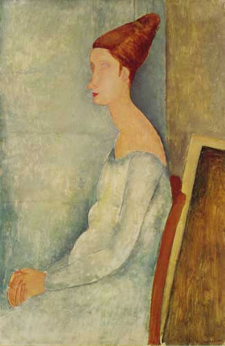 70803 Modigliani Paintings oil paintings for sale