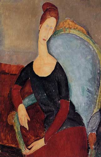 70807 Modigliani Paintings oil paintings for sale