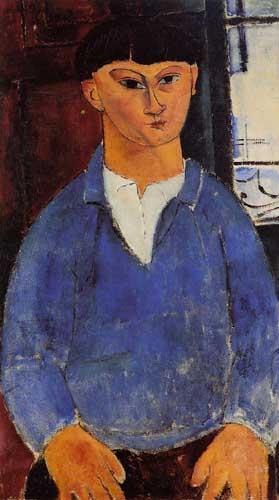 70810 Modigliani Paintings oil paintings for sale