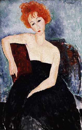 70817 Modigliani Paintings oil paintings for sale