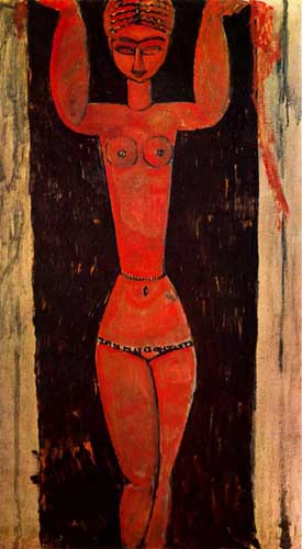 70819 Modigliani Paintings oil paintings for sale