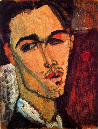 70820 Modigliani Paintings oil paintings for sale