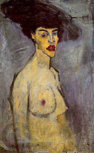 70822 Modigliani Paintings oil paintings for sale