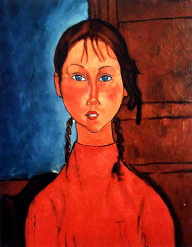 70824 Modigliani Paintings oil paintings for sale