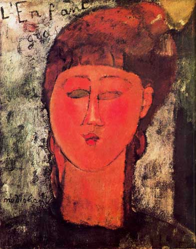 70826 Modigliani Paintings oil paintings for sale