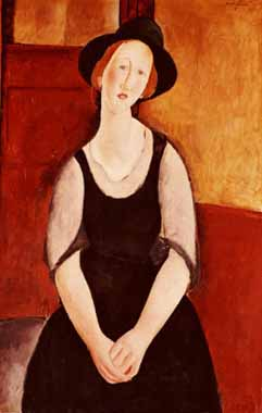 70829 Modigliani Paintings oil paintings for sale