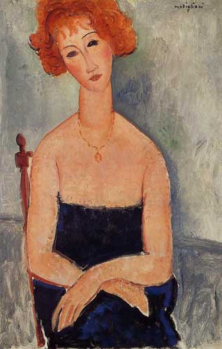 70830 Modigliani Paintings oil paintings for sale