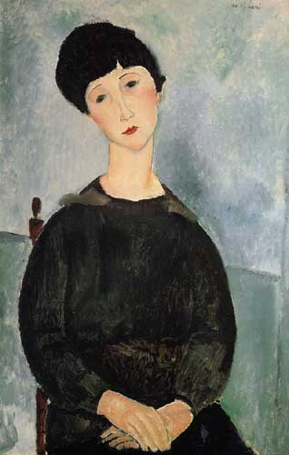 70834 Modigliani Paintings oil paintings for sale