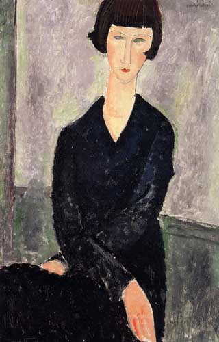 70840 Modigliani Paintings oil paintings for sale
