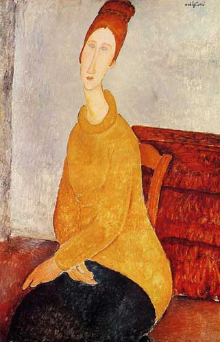 70851 Modigliani Paintings oil paintings for sale