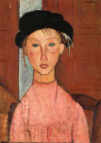 70852 Modigliani Paintings oil paintings for sale