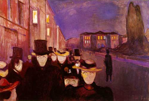 70888 Edvard Munch Paintings oil paintings for sale