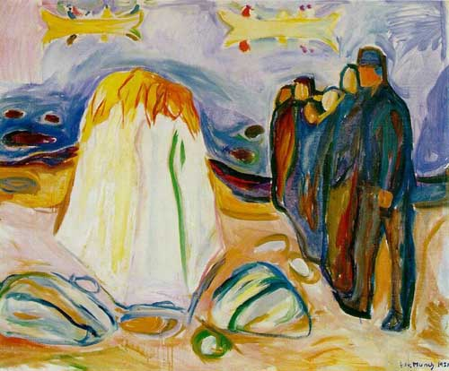 70892 Edvard Munch Paintings oil paintings for sale