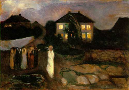 70901 Edvard Munch Paintings oil paintings for sale