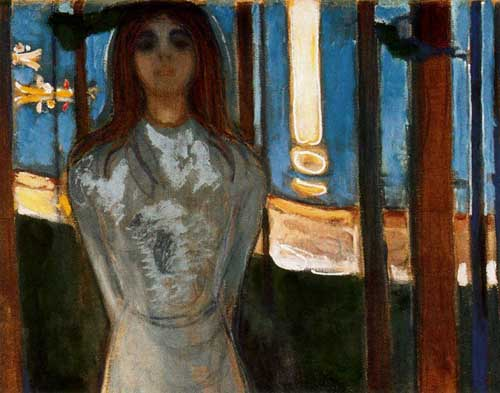 70902 Edvard Munch Paintings oil paintings for sale