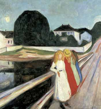 70905 Edvard Munch Paintings oil paintings for sale